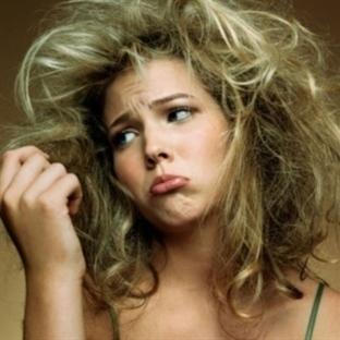 Saçlardaki Elektriklenmeyi Önlemenin Yolları