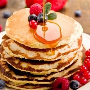 Sağlıklı Tarifler: Tam Buğday Unlu Pancake