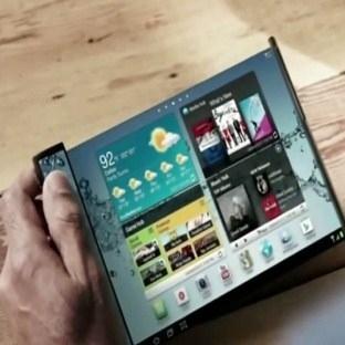 Samsung'dan Katlanabilir Ekran ve Kameralı S Pen