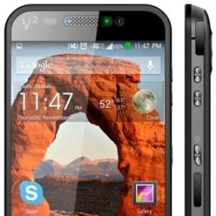Saygus'un 464 GB Kapasiteli telefon: V-Squared
