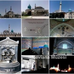 Selçuklu'nun ve Mevlana'nın Kenti Konya - 1