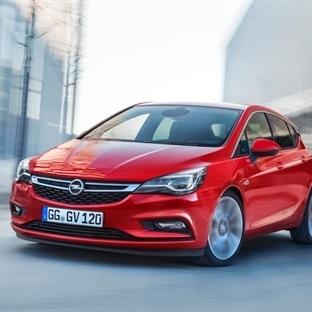 Şık & Yenilikçi: Yeni Opel Astra (Resmi Görseller)