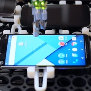 İşte Google'ın test robotu Chrome TouchBot