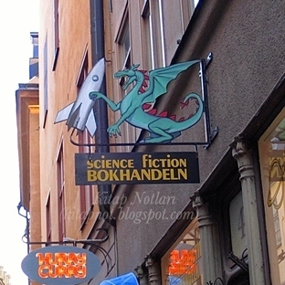 Stockholm'deki Kitapçılar