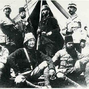 Subay ve Komutan ile Söyleşi M.K.ATATÜRK