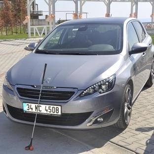 Test Sürüşü – Peugeot 308 1.2 130hp EAT6 Allure