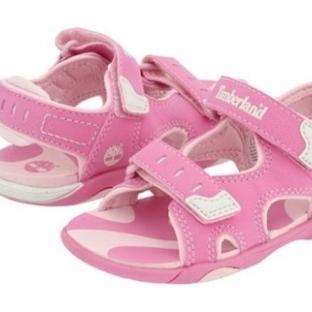 Timberland Kız Çocuk Sandalet Modelleri