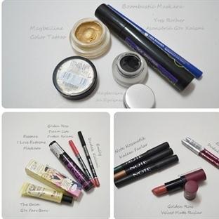 Uygun Fiyatlı Favori Kozmetik Ürünlerim