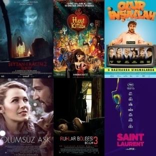 Vizyona Giren Filmler : 5 Haziran
