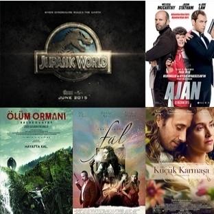 Vizyona Giren Filmler : 12 Haziran