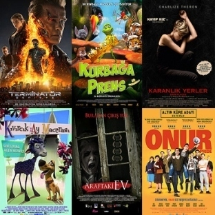 Vizyona Giren Filmler : 26 Haziran