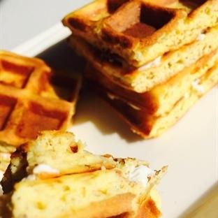 Waffle Sandviç