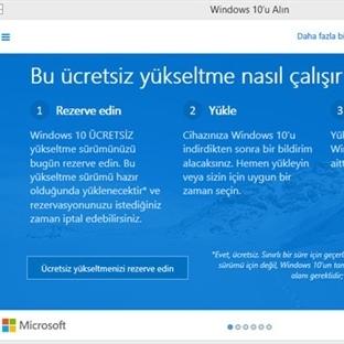 Windows 10 Dağıtılmaya Başlandı