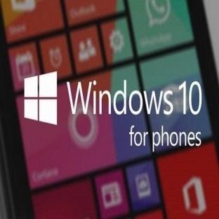 Windows 10 sistemli İlk telefonlar Satışa Sunuldu