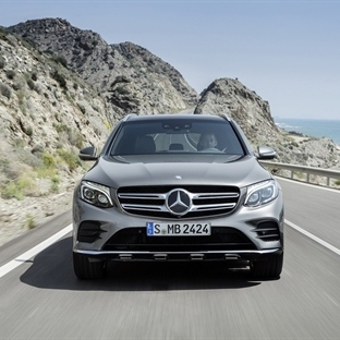 X3 Killer: 2016 Mercedes Benz GLC (Galeri)
