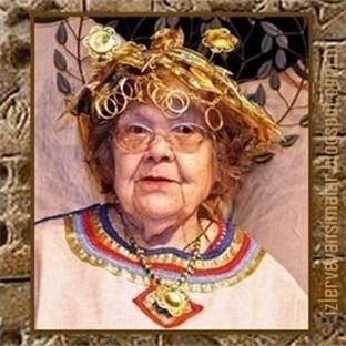 Yaşayan Son Sümer Kraliçesi 101 Yaşında !