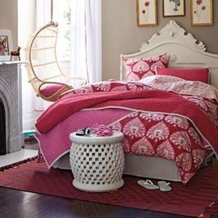 Yatak odanızı romantik hale getirin