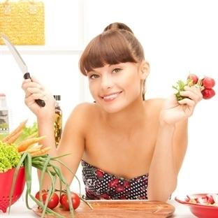 Yaz beslenmesi için 10 teklif