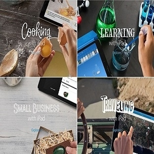 """Yeni iPad Reklamı: """"iPad ile Her Şeyi Değiştir"""""""