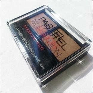 """Yeni """"PASTEL ProFashion Eyebrow Duo"""" Kaş Farı (02"""
