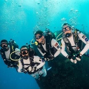 Yeni uzay teçhizatları denizde test edilecek
