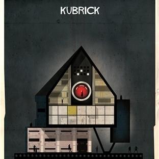 Yönetmen evleri filmleri gibi dizayn edilirse