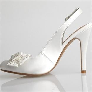 Yüksek Topuklu Gelin Ayakkabıları