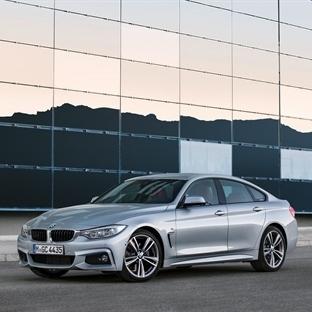 1.5Litre Motorlu BMW 4 Serisi GranCoupe Türkiye'de