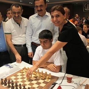 2015 Türkiye Satranç Birinci Ligi Başladı