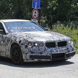 2017 BMW M5: Daha Hafif, Daha Hızlı