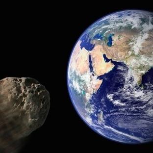 90 Ton Platin Taşıyan Asteroit Geçti