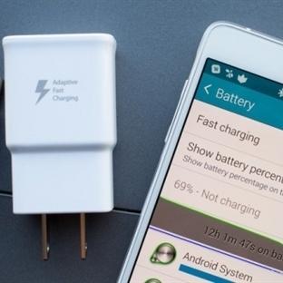Akıllı Telefonları Hızlı Şarj Etme Yolları