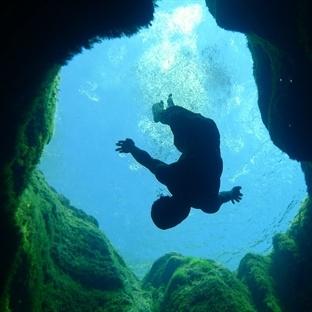 Amerika'da Muhteşem Güzellikteki Doğal Havuzlar !