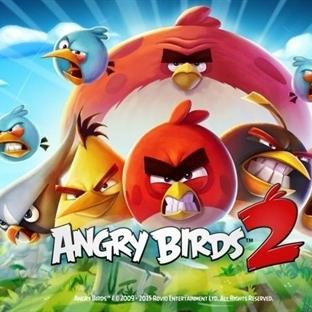 Angry Birds 2 İçin Geri Sayım Başladı
