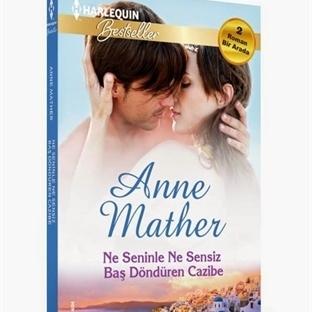 Anne Mather - Baş Döndüren Cazibe