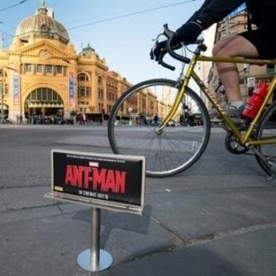 Ant-Man ve Tanıtım Bilboardları