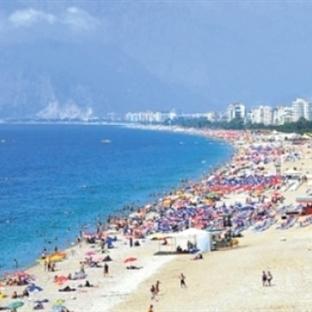 Antalya'nın Nefes Kesen Plajları