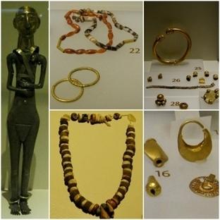Antik Çağ Kadınları - Takılar