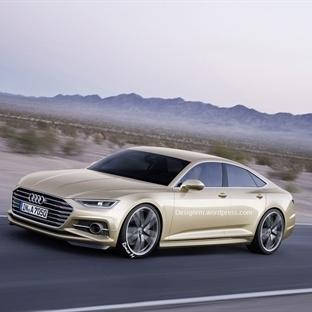 Audi'nin 2017 bombası: Yeni A7