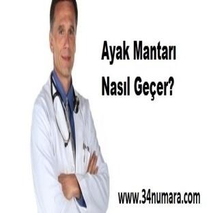 Ayak Mantarı için doğal tedavi