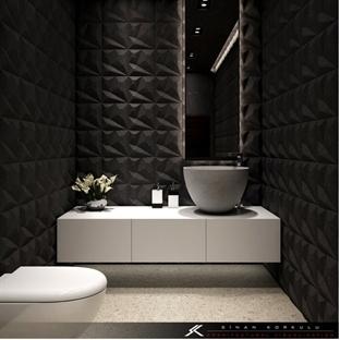 banyo dekorasyonu öneriler