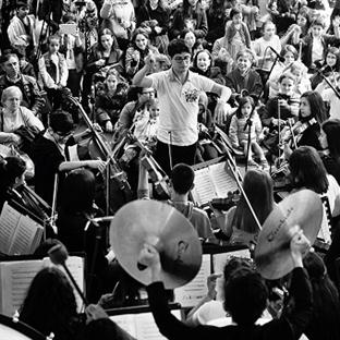 Barış için müzik: 'Müzikle Değişen Hayatlar'