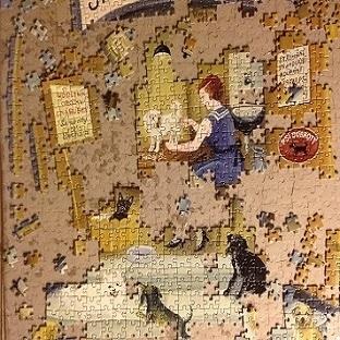 """Bir metafor olarak """"puzzle"""" ve """"bulmaca"""""""