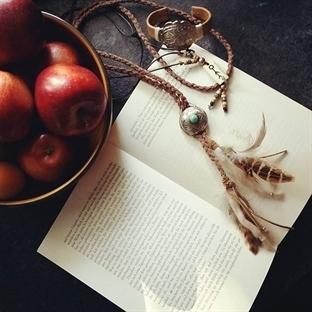 Bohem Tarzı Takılarım & Kitabım