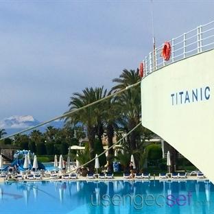 Bu Hikayenin Sonu Mutlu Bitiyor...Titanic Hotel La
