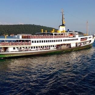 BURGAZADA'sı  İstanbul'un EGE Yakası