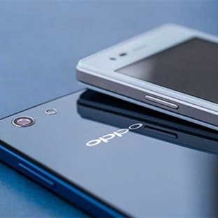 Çift SIM kart destekli Oppo A51 akıllı telefon