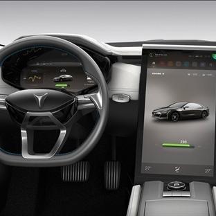 Çinliler Tesla Model S'in Çakmasını Üretti!