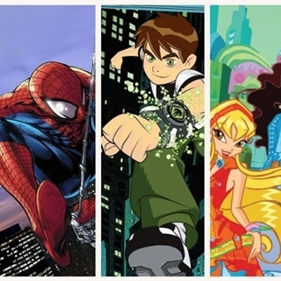 Çocuğunuzun Sevdiği Süper Kahraman Sokağa İniyor!