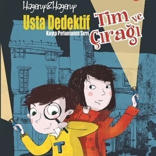 Çocuklara Yeni Seri : Usta Dedektif Tim ve Çırağı